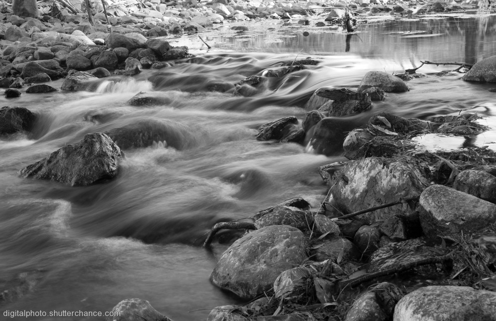 photoblog image Creek Upper Ulam